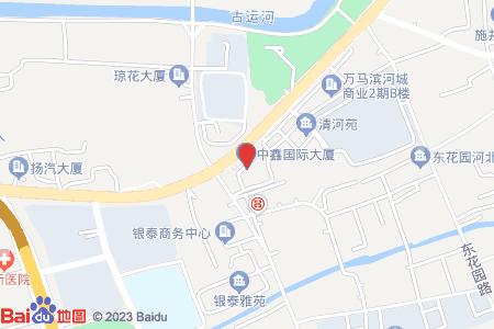 中鑫艾德公寓地图信息