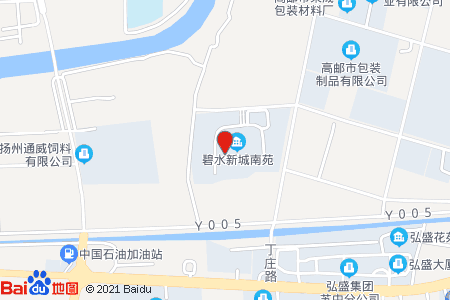 碧水新城地图信息