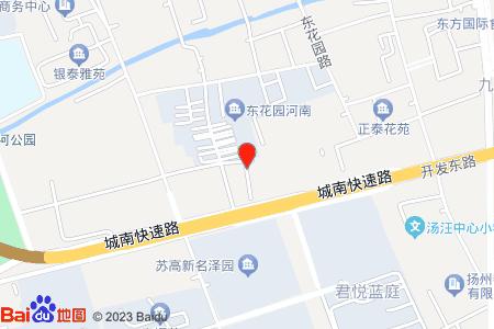 东花园新村地图信息