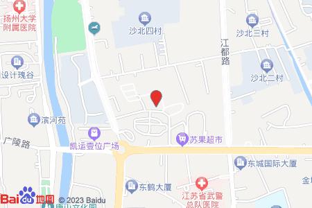 蓝海现代城地图信息