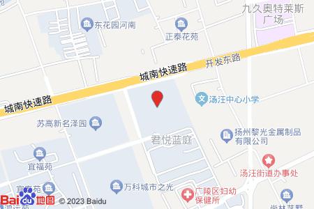 君悦蓝庭地图信息