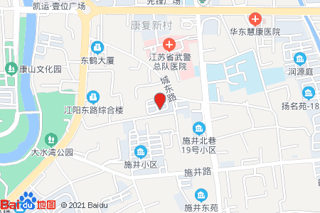 福泽苑地图信息