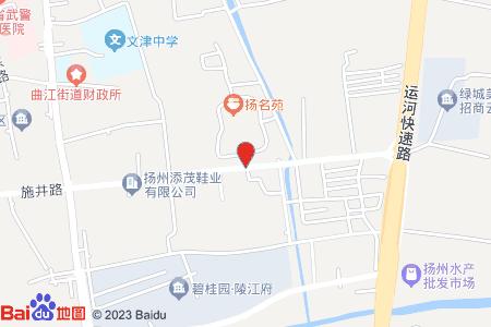 扬名苑地图信息