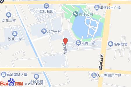 江南一品地图信息