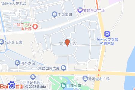 文昌花园地图信息