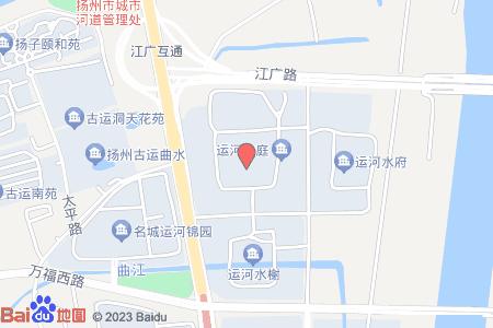 运河水庭地图信息