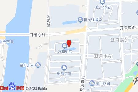 万和熙庭地图信息