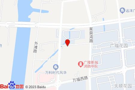 天福花园地图信息