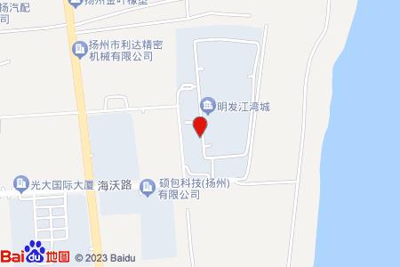 明发江湾城地图信息