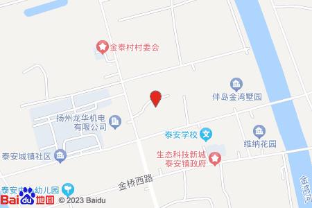 凤凰别墅地图信息