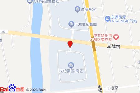 广源·世纪豪园地图信息