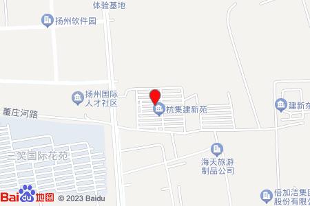 杭集建新苑地图信息