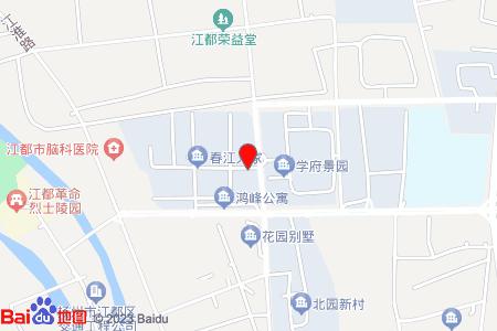 春江人家地图信息
