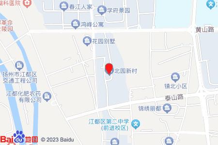 北园新村地图信息