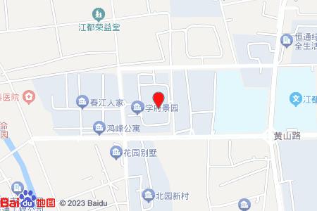 学府景园地图信息