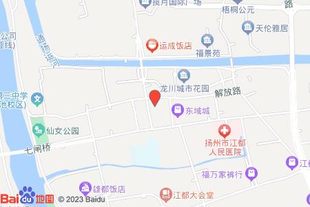 立强都市公寓地图信息