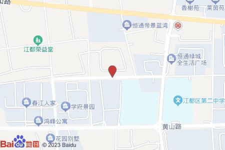 勤豐嘉苑地圖信息