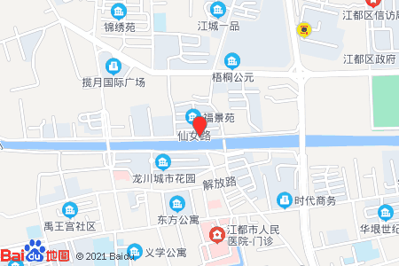 福景苑地图信息
