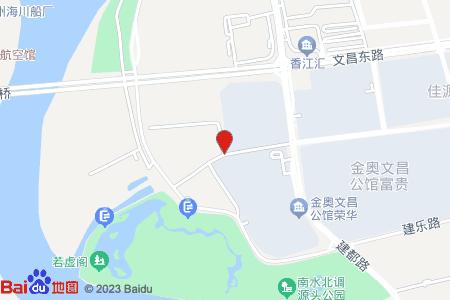 金奥文昌公馆地图信息