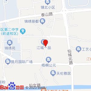 江都兴隆房产地图信息