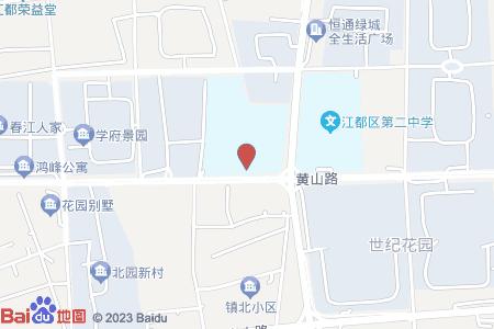 江都实验小学新校区地图信息
