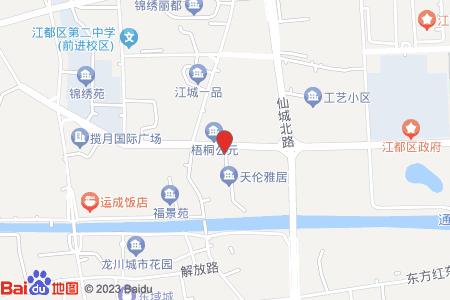 天伦雅居地图信息