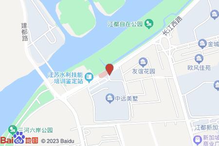 中远美墅地图信息