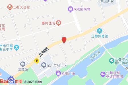 城中花园地图信息