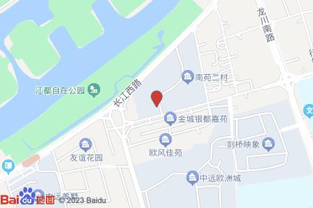 南苑二村地图信息