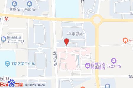 华丰紫郡地图信息
