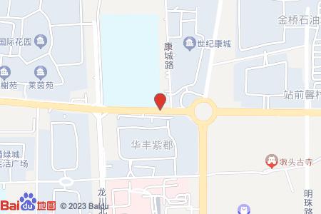 江都仙城中学地图信息
