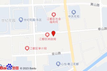 春江花都地图信息
