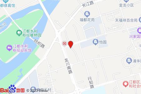 南苑一村地图信息