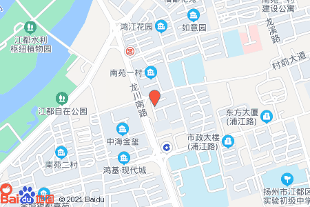 金龙龙川花苑地图信息