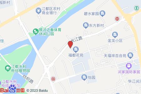 福都花苑地图信息