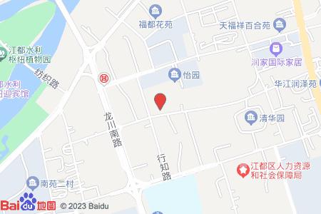 江都龙川小学地图信息
