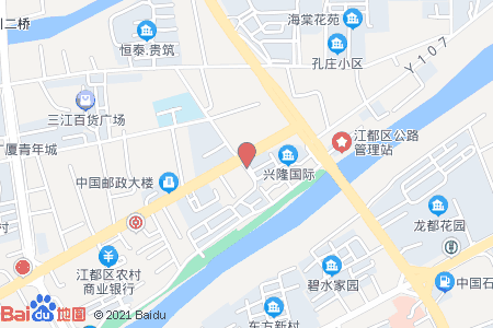 興隆花苑地圖信息