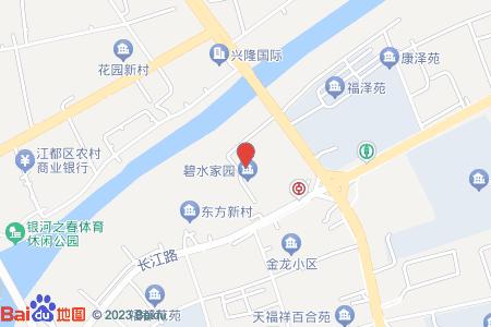碧水家园地图信息