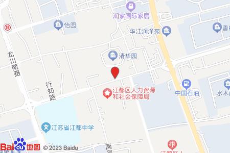 华垠清华园地图信息