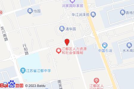 书香茗府地图信息