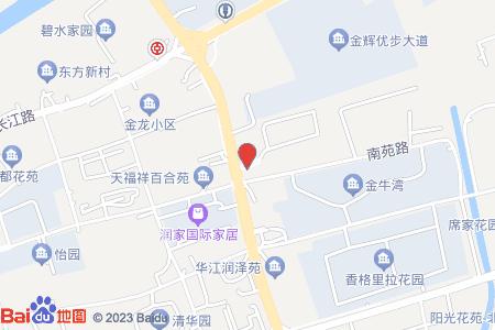 锦官名邸地图信息