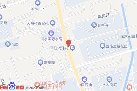 华江大厦地图信息