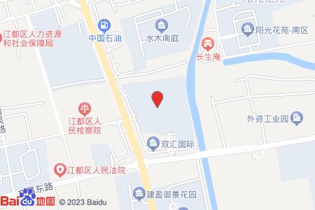 新都首席华庭地图信息