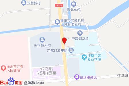 中宸御龙湾地图信息