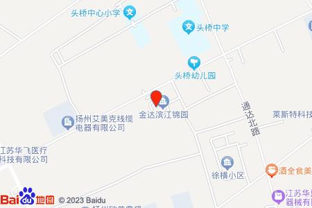 金达滨江锦园地图信息