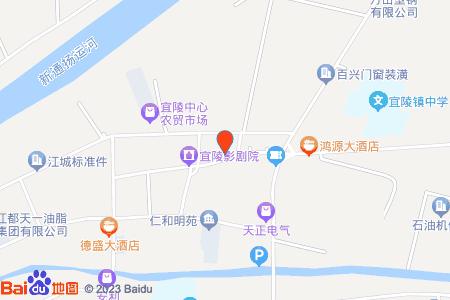 玉带明苑地图信息