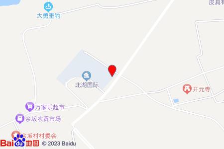 北湖国际地图信息