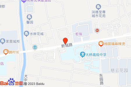 望龙花苑地图信息