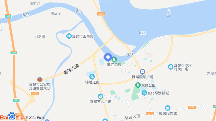 湖北宜昌宜都住宅用地学区房江景房整体转让