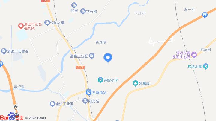 清城区108亩容积率2.5